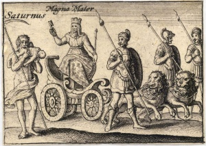 Wenceslas_Hollar_-_The_Greek_gods._Saturn